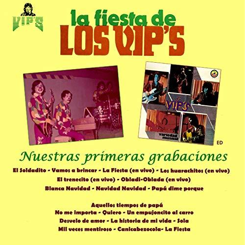 La fiesta de los Vips (En Vivo)