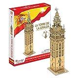 CubicFun Puzzle 3D La Torre de la Giralda, 55 Piezas (CPA Toy Group...