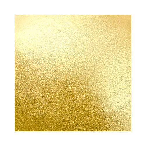 Polvere dorata commestibile per decorazioni cibo e torte