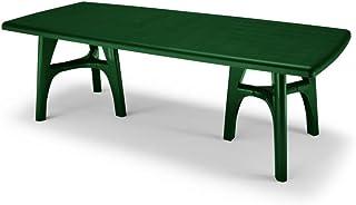 Amazon.fr : table jardin plastique - Vert