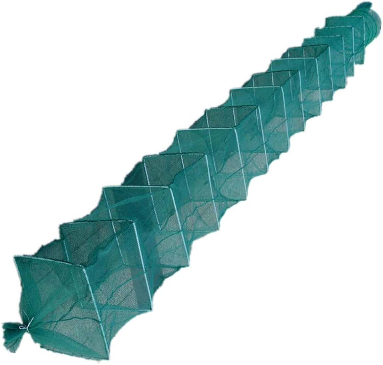 BYWWANG Lnge 5m 17 Abschnitt Fischernetz Neuer Fischernetzgrundkfig im Freienfischernetzfalle ritt Garnelenkfig