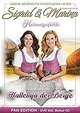 Sigrid & Marina - Halleluja der Berge - Fanedition (+ Bonus-CD) [2 DVDs] [Alemania]
