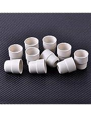 XUBF-GUAN, Las Nuevas 10 PC Laboratorio de Goma de Sellado del tapón del Enchufe tapón septos tabique cristalería del Vino