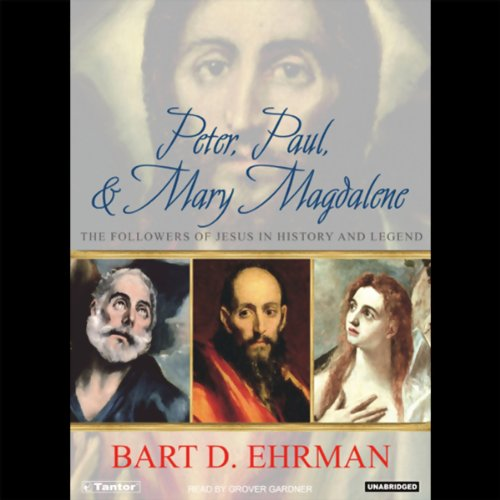 Peter, Paul, and Mary Magdalene cover art