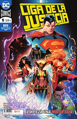 Liga de la Justicia núm. 79/ 1 (Liga de la Justicia (Nuevo Universo DC))