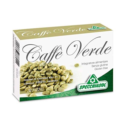 Specchiasol Caffè Verde, 30 Capsule Vegetali