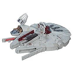 Star Wars Raumschiffe Millennium Falke