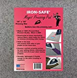 Jacobson Products Premium Wool Ironing Pad for Quilters - 100% Wool Felt Pressing Mat - The Ideal Pressing Pad...