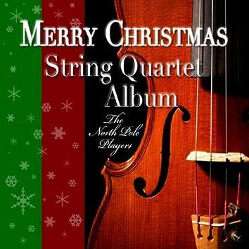 Merry Christmas String Quartet Album