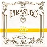 Pirastro Gold Label 4/4 Violin A String - Medium - Aluminum/Gut