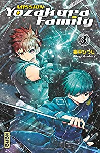 Mission - Yozakura Family Edition simple Tome 3