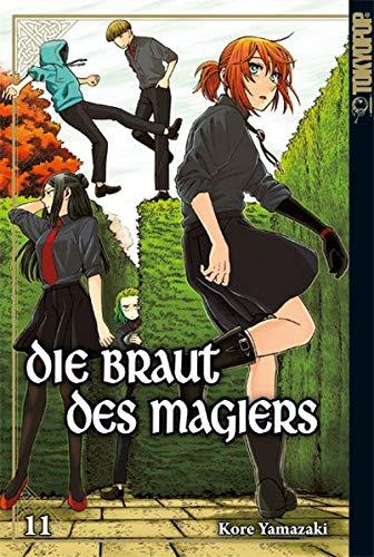 Die Braut des Magiers 11