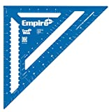 Empire Level e3992 Heavy-Duty Magnum 12-Inch Hi-Vis Rafter Square