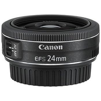 Canon 単焦点広角レンズ EF-S24mm F2.8 STM APS-C対応 EF-S2428STM