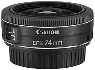 Canon EF-S 24 mm F/2.8 STM 24 mm Lens for Canon