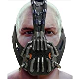 Bane Mask Destroyer Face Masks The Dark Knight Rises Batman Movie Character Cosplay Prop Costume Accessories
