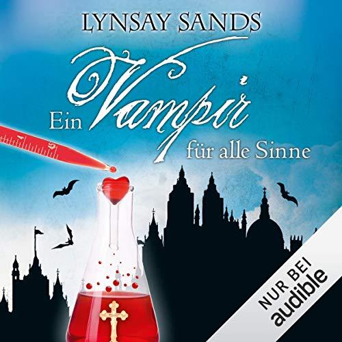Ein Vampir für alle Sinne audiobook cover art