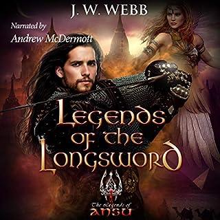 Legends of the Longsword cover art