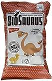 Organique BioSaurus Ketchup Babe, der knusprige Maissnack, 6er Pack (6 x 50 g) -