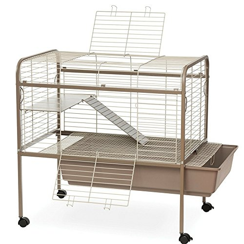 Guinea Pig Habitat Plus Pet Hamster Cage Best Large Crate Ferret Rabbit Bunny Mouse Chinchilla Rat Squirrel Metal Home Homey Small Animal Bedding Super Indoor Outside And eBook By NAKSHOP