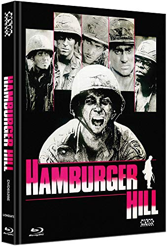 Hamburger Hill [Blu-Ray+DVD] - uncut - limitiertes Mediabook Cover E
