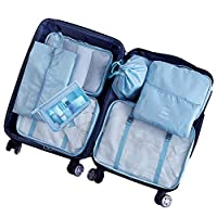 8 Set Packing Cubes