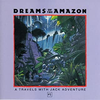 Dreams of the Amazon audiobook cover art