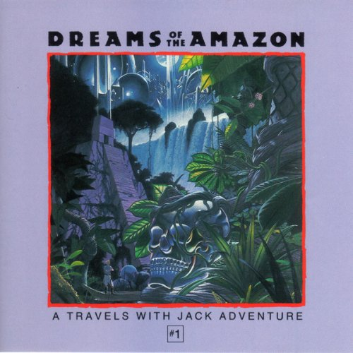 Dreams of the Amazon cover art