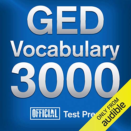 Couverture de Official GED Vocabulary 3000