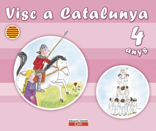 Visc a Catalunya 4 anys: Educación Infantil (Cuadernos de Comunidades Autónomas) - 9788447402113