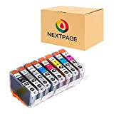 NEXTPAGE - Cartucce d'inchiostro compatibili con Canon Pixma Pro 100 CLI-42 CLI42 CLI42 per Canon PIXMA Pro-100 PIXMA Pro-100S Inkjet 8 cartucce Multipack BK/GY/LGY/C/M/Y/PC/PM