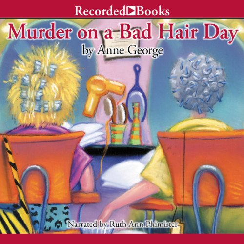 Murder on a Bad Hair Day cover art