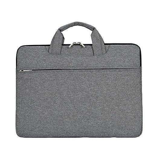Xuxuou Notebooktasche Laptop-Schutzhülle Wasserdicht Fernseher Laptop Sleeve Case Laptop Tasche von Tablet Tasche MacBook Luft Tasche Schwarz (19.7 Zoll)