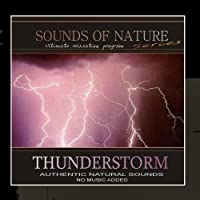 Thunderstorm: Sounds of Nature by Relaxing Sounds of Nature