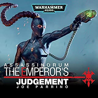 Assassinorum: The Emperors Judgement audiobook cover art