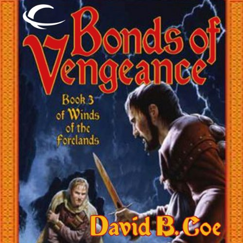 Bonds of Vengeance audiobook cover art