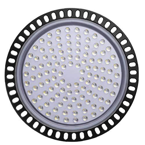 ZYCX123 UFO Leuchtend High Bay Licht 300W 50000LM 6000K-6500K Kalt Weiß Wasserdicht Ultra Thin Leuchtend Lager-Beleuchtung für Garage Fitness-Shop