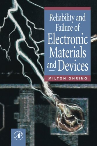 Image OfReliability And Failure Of Electronic Materials And Devices