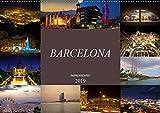 Barcelona Impressionen (Wandkalender 2019 DIN A2 quer): Kommen Sie mit auf eine Reise in die katalanische Metropole Barcelona (Monatskalender, 14 Seiten ) (CALVENDO Orte) - Dirk Meutzner