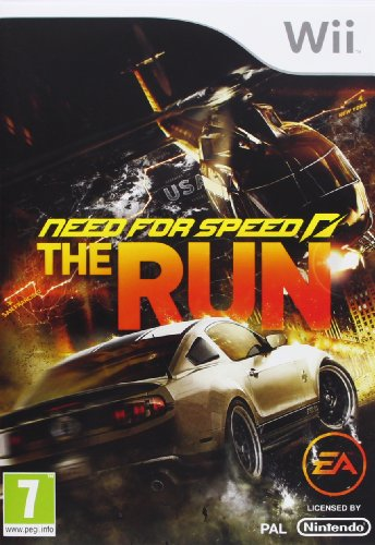 Need For Speed The Run [Importer espagnol]