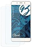 Bruni Schutzfolie kompatibel mit Hisense HS-C1 Folie, glasklare Bildschirmschutzfolie (2X)