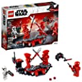 LEGO Star Wars: The Last Jedi Elite Praetorian Guard Battle Pack 75225 Building Kit (109 Pieces)