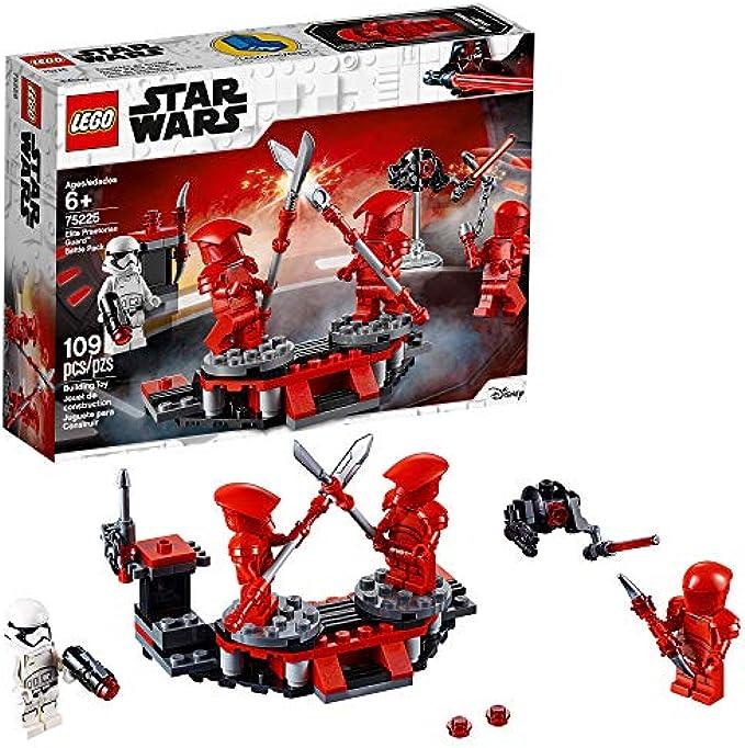 LEGO Star Wars: The Last Jedi Elite Praetorian Guard Battle Pack 75225