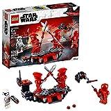 LEGO Star Wars 75225 The Last Jedi Elite Praetorian Guard Battle Building Kit