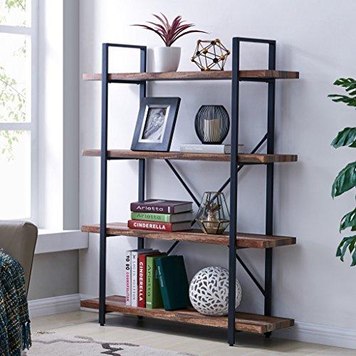 Antique Wood Bookshelf