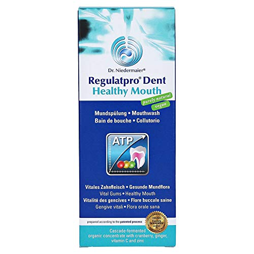 Dr. Niedermaier - RegulatPro Dent Healthy Mouth Mundspülung - 250ml