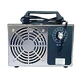 XXGJK 220V 24 G/H 20 G/H O3 Ozonizador Generador De Ozono Máquina Purificador De Aire Limpiador De Aire Desodorante Desinfectante con Interruptor De Sincronización,24g