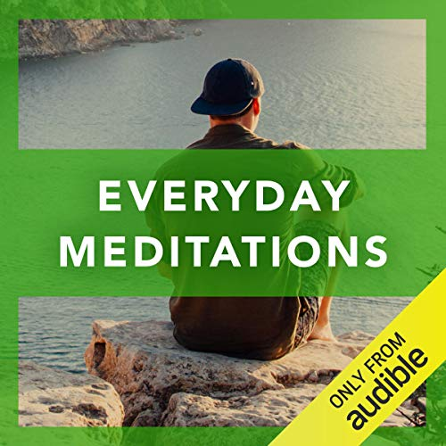 Everyday Meditation audiobook cover art