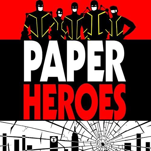 Paper Heroes audiobook cover art