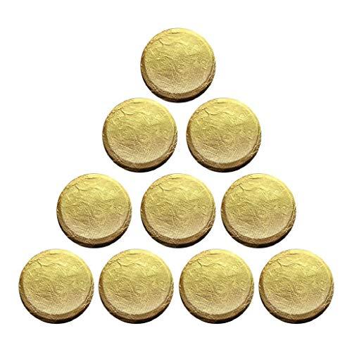 Soaking feet Tablets, Fulltime 10 PCS Herbal Foot Spa Old Ginger Wormwood Bath Spa Bubble Soak Foot